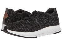 Freewaters Tall Boy Trainer Knit Black Grey Too Sandals