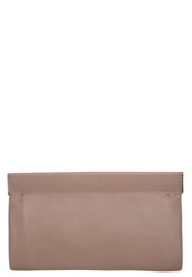Abro Clutch Skin Goldcoloured Nude