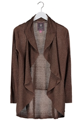 Lipsy Cardigan Brown Light Brown