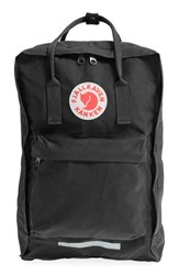 Fjall Raven Fj Llr Ven 'K Nken' Laptop Backpack Black 17 Inch