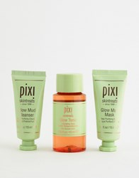 Pixi Best Of Bright Travel Size Set No Colour Clear