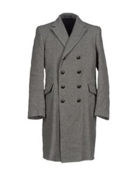 Manuel Ritz Coats Grey