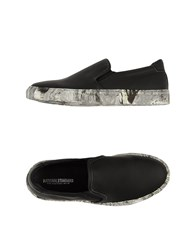 National Standard Footwear Low Tops And Trainers Women Black