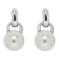 Sophie Buhai Silver Pearl Everyday Earrings