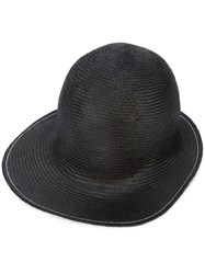 Reinhard Plank Lonely Rounded Hat Black