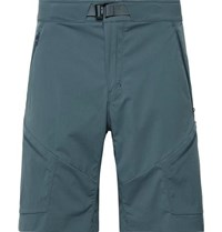 Arc'teryx Palisade Slim Fit Terratex Shorts Gray Green