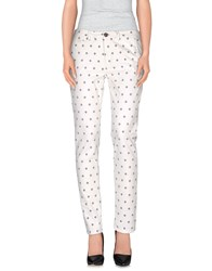 Vintage 55 Trousers Casual Trousers Women White