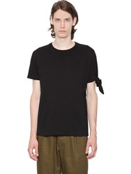 J.W.Anderson Single Knot Cotton T Shirt