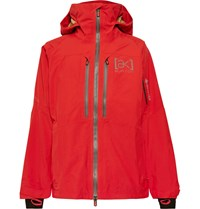 Burton Ak 2L Swash Gore Tex Jacket Red