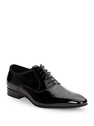 Saks Fifth Avenue Formal Lace Up Oxfords Black