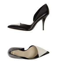 Aerin Footwear Courts Women Black