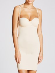 Maidenform Comfort Endlessly Smooth Firm Control Slip Latte