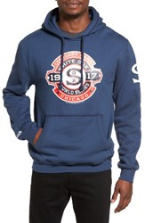 Mitchell And Ness Men's Mlb History Chicago White Sox Graphic Hoodie