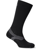2Xu Eite Compression Socks Back Black