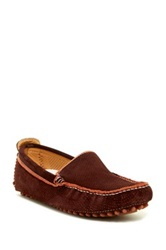 Joe's Jeans Slips Driving Loafer Brown