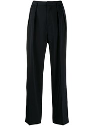 Marc Jacobs Tailored Trousers Blue
