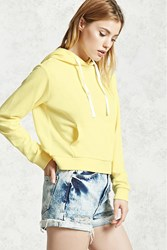 Forever 21 Basic French Terry Hoodie