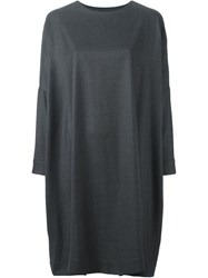 Arts And Science Loose Style Shift Dress Grey