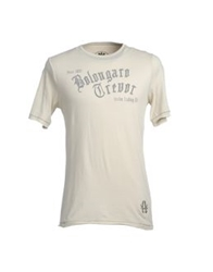 Bolongaro Trevor Short Sleeve T Shirts Grey