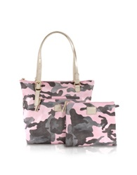 Bric's X Bag Camouflage Foldable Tote