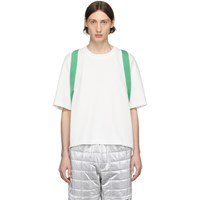Ambush White Obi Belt T Shirt
