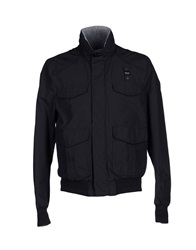 Blauer Jackets Dark Blue