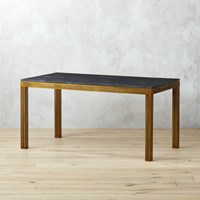 Perforated Marble Desk