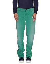 Byblos Denim Denim Trousers Men