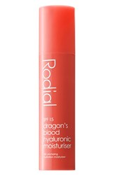 Rodial Space. Nk. Apothecary Dragon's Blood Hyaluronic Moisturizer Spf 15