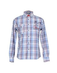 Cape Horn Shirts Sky Blue