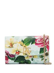 Dolce And Gabbana Floral Clutch Bag 60