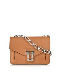 Proenza Schouler Dune Soft Lux Leather Hava Chain Handbag Caramel