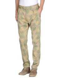 Haikure Casual Pants Military Green
