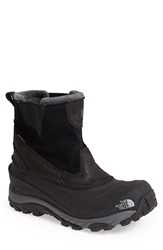 The North Face 'Chilkat Ii' Waterproof Snow Boot Men Tnf Black Tnf Black