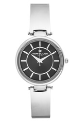 Tom Tailor Watch Silberfarben Silver