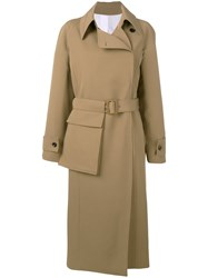 Joseph Belted Trench Coat Neutrals
