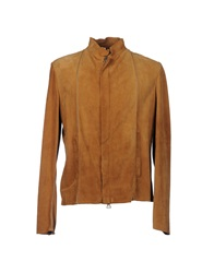 Dacute Leather Outerwear