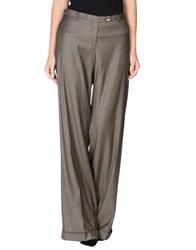 Malo Trousers Casual Trousers Women Dove Grey