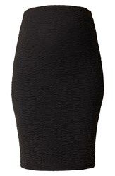 Noppies 'S Jane Textured Knit Maternity Skirt Black