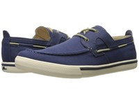 Tommy Bahama Calderon Navy 3 Men's Slip On Shoes Blue