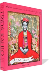 Assouline Frida Kahlo Fashion As The Art Of Being Hardcover Book Red