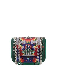 Christian Louboutin Sweet Charity Loubiquilted Shoulder Bag Multi
