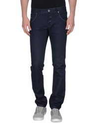 Energie Denim Pants Dark Blue