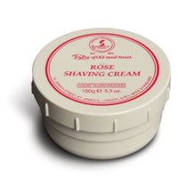 Taylor Of Old Bond Street Shaving Cream Bowl 150G Rose