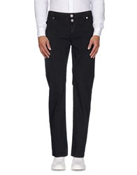 Dirk Bikkembergs Sport Couture Trousers Casual Trousers Men Black