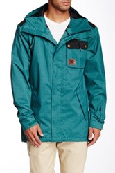 Dc Reality Snow Jacket Gray