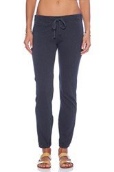 James Perse Genie Sweatpant Charcoal