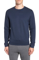 Tasc Performance Legacy Crewneck Semi Fitted Sweatshirt Classic Navy
