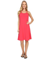 Prana Quinn Dress Azalea Women's Dress Pink