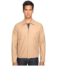 Jack Spade Cotton Zip Supply Jacket Khaki